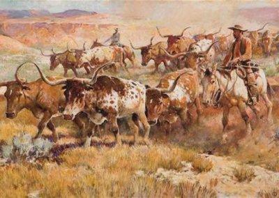 Texas Longhorns: A Short History